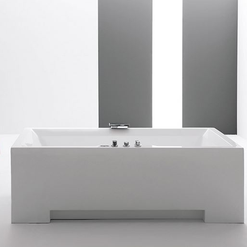 Moderno Duo Island Spa Bath