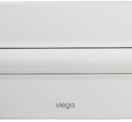 Кнопка смыва Viega Visign for Style11 597108 (цв. белый)