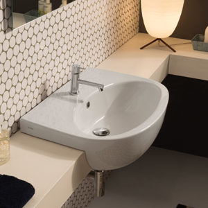 GR015 Grace Recessed Basin
