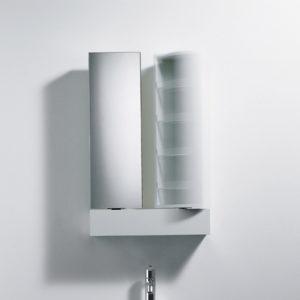 Jet Mirror Cabinet