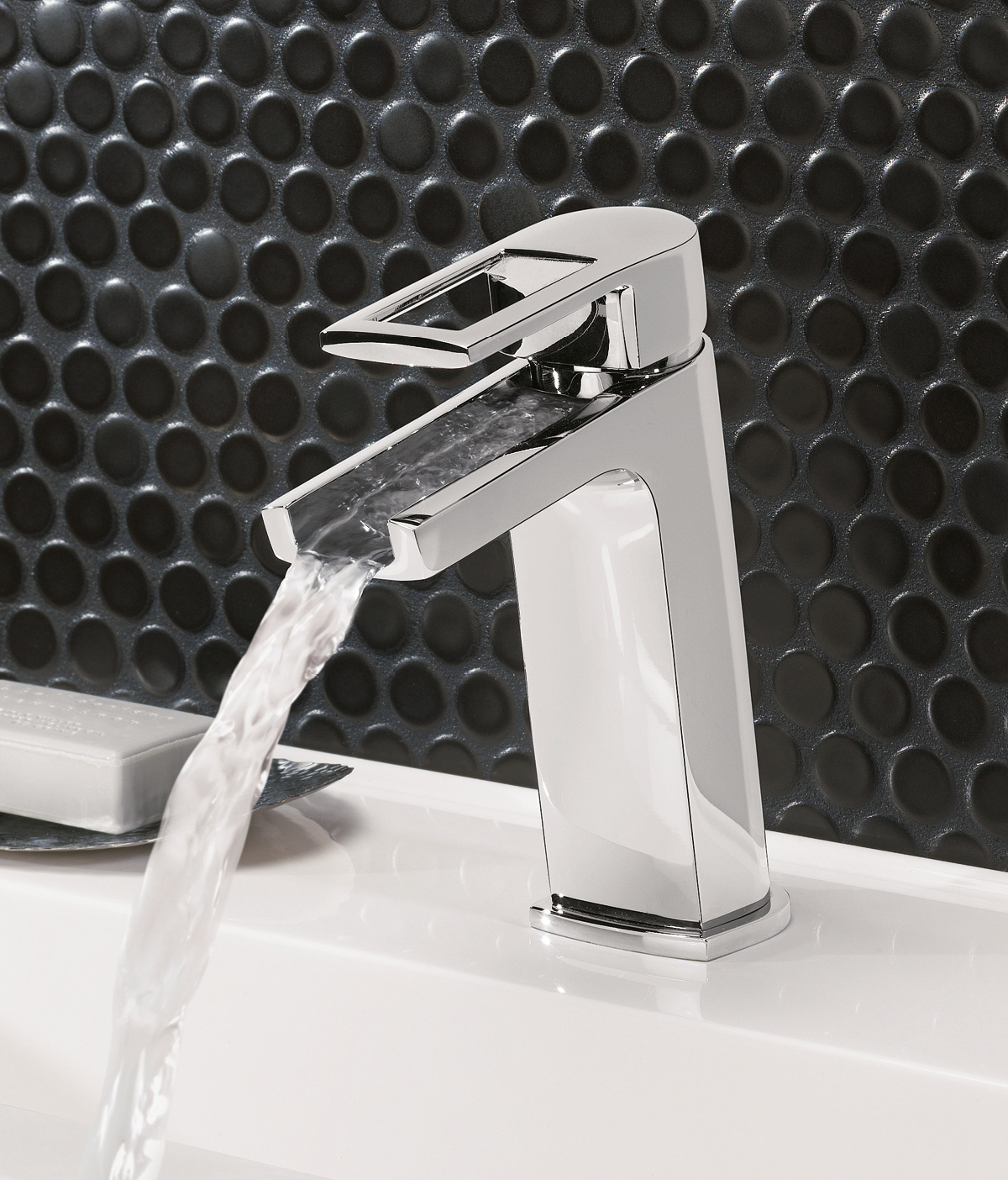 Shoot Basin Mixer