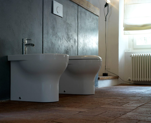 Grace Floor Mount Bidet