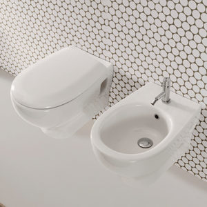 GRS02 Grace Wall hung Toilet