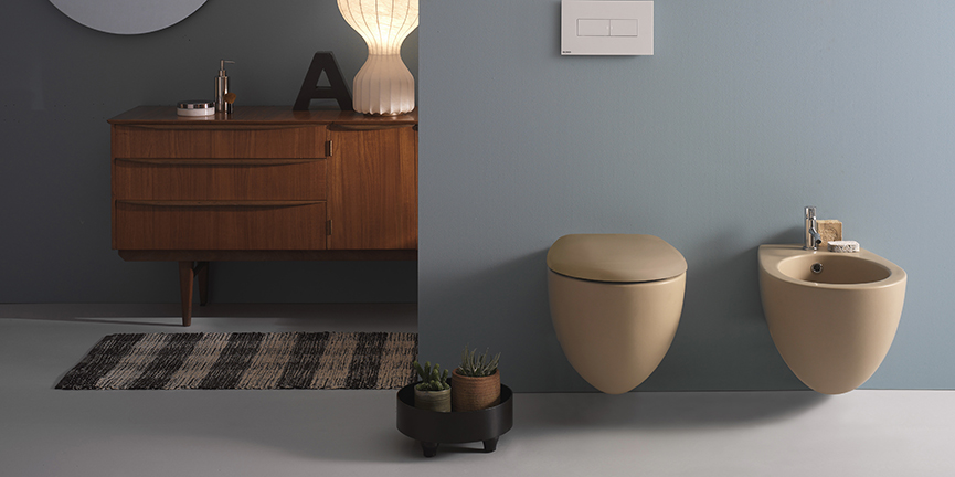 Bowl Wall Hung Toilet Lavo Bathrooms And Bathroom Accessories In Cape Tow