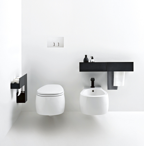 Pear 2 Wall Hung Toilet