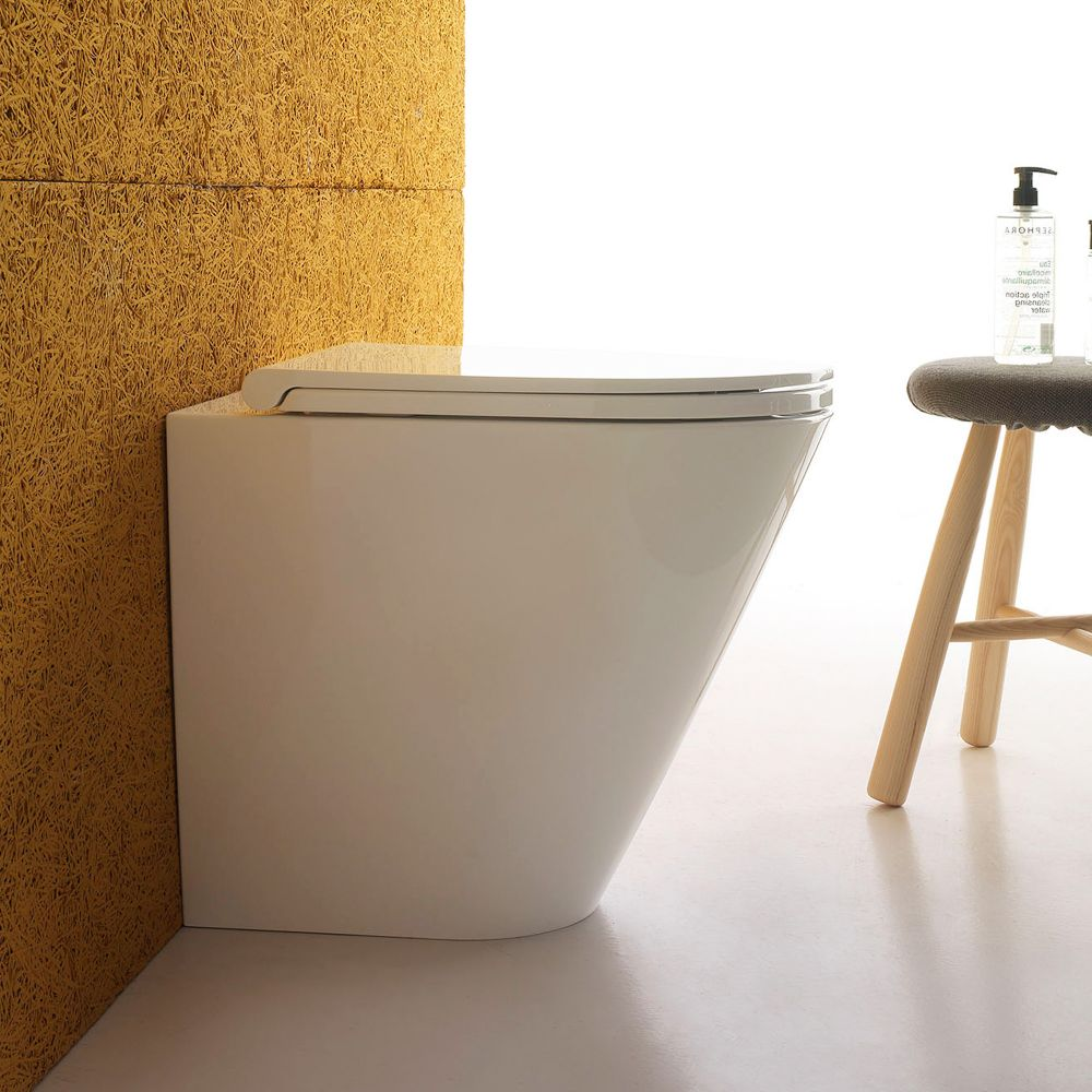 FO001 Forty3 Floor Mount WC