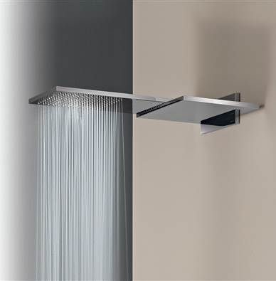 Milano Rain Shower Head