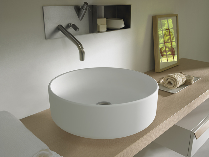 Bjhon 1 counter basin