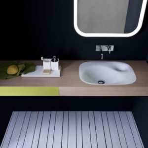 Nivis Recessed Basin