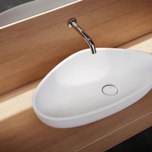 Drop basin