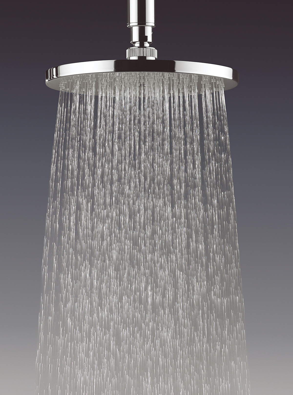 Central Shower Heads