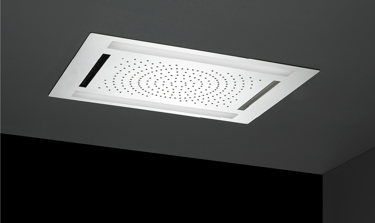 Rio Revive Recessed Shower Head