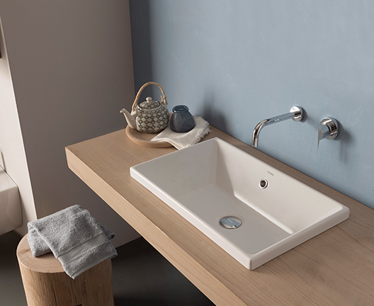 Stockholm recessed FO056 basin