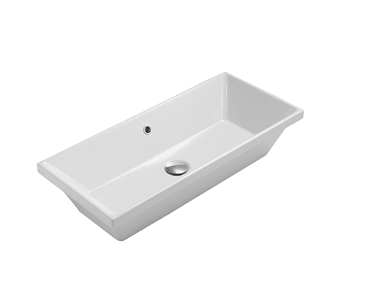 Stockholm recessed FO075 basin