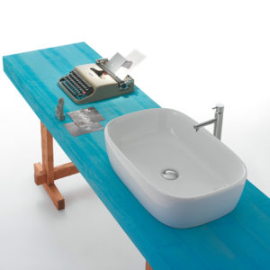 Genesis GE045 counter basin