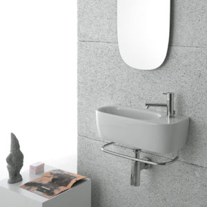 Genesis GE046 wall hung basin