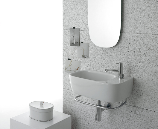 Genesis GE047 wall hung basin