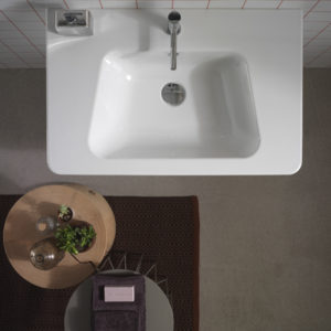 Grace GR075BI Wall hung Basin