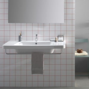 Grace GR100BI Wall Hung Basin