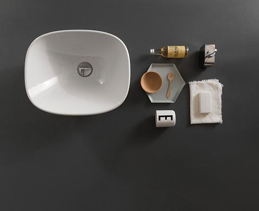 Stockholm LA045 counter basin