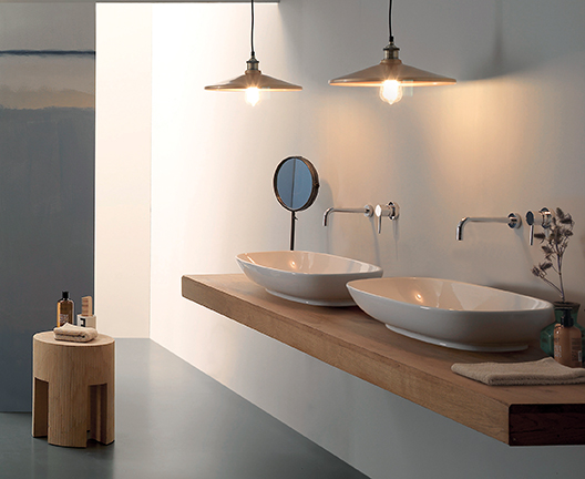 Stockholm LA071 counter basin