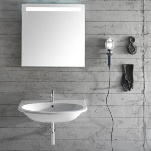 4All MD070 wall hung basin