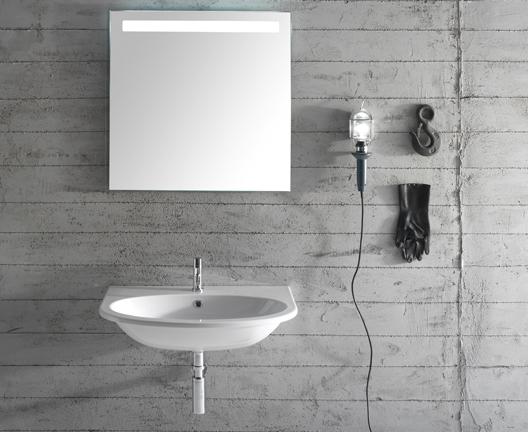 4All MD070 wall hung basin