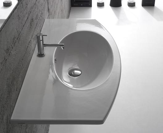 4All MD100 wall hung basin