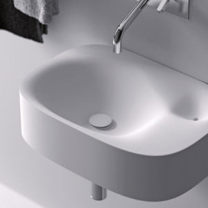 Nivis Wall Hung Basin