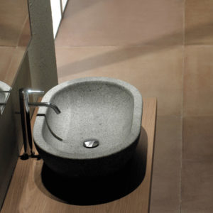 Le Pietre SC012 counter basin