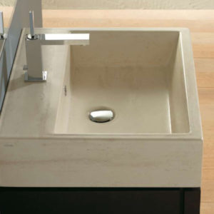 Le Pietre SCQ61 counter basin