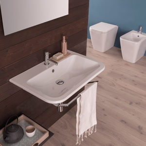 Stone SSN06 wall hung basin