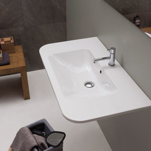 Stone SSN14 wall hung basin