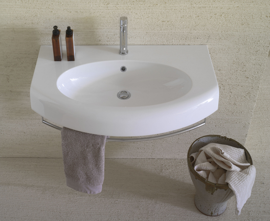 Bowl+ BP081 wall hung basin