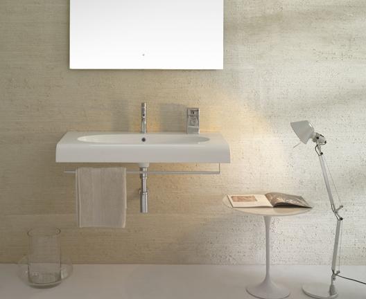 Bowl+ BP100 wall hung basin