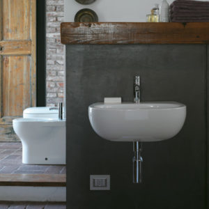 Grace GR045BI Wall Hung Basin