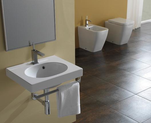 Classic SCL50 wall hung basin