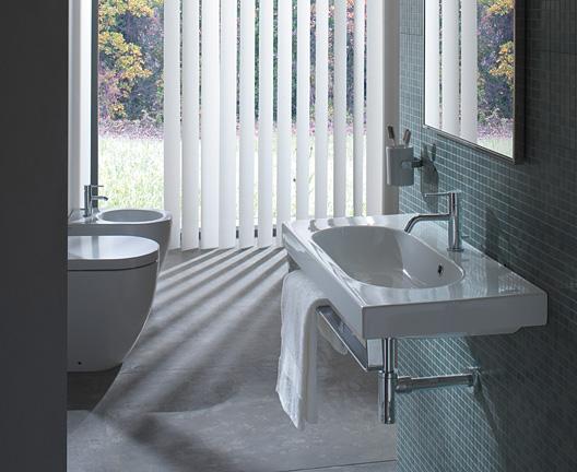 Classic SCL80 wall hung basin