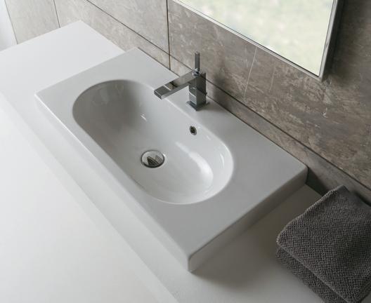 Classic SCL81 counter basin