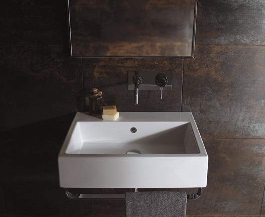 Classic SCQ50 wall hung basin