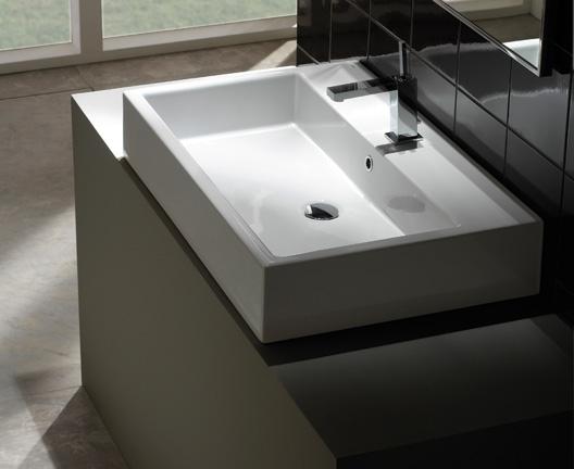 Classic SCQ51 counter basin