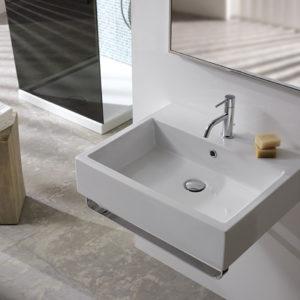 Classic SCQ60 wall hung basin