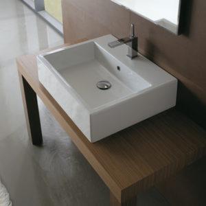 Classic SCQ61 counter basin