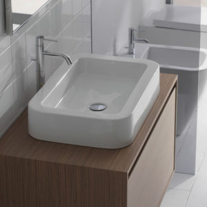 Stone SS060 counter basin
