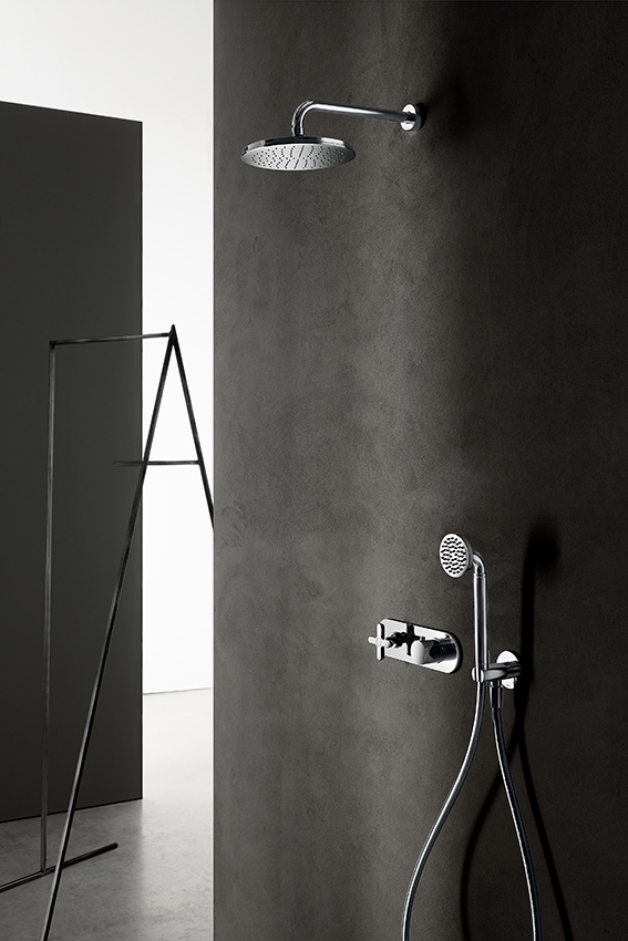 Art. R231B + D231A Icona Classic Thermostatic shower Mixer