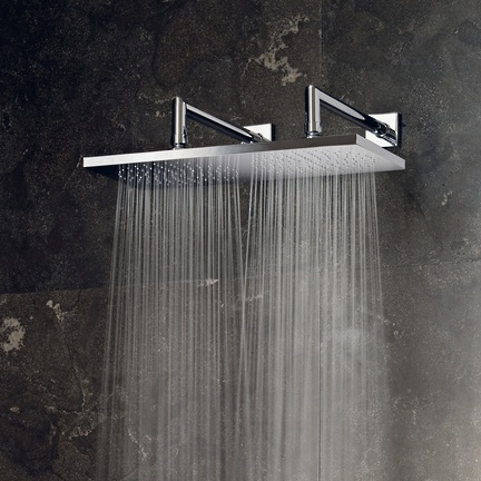 Art. 8020 Double Showerhead