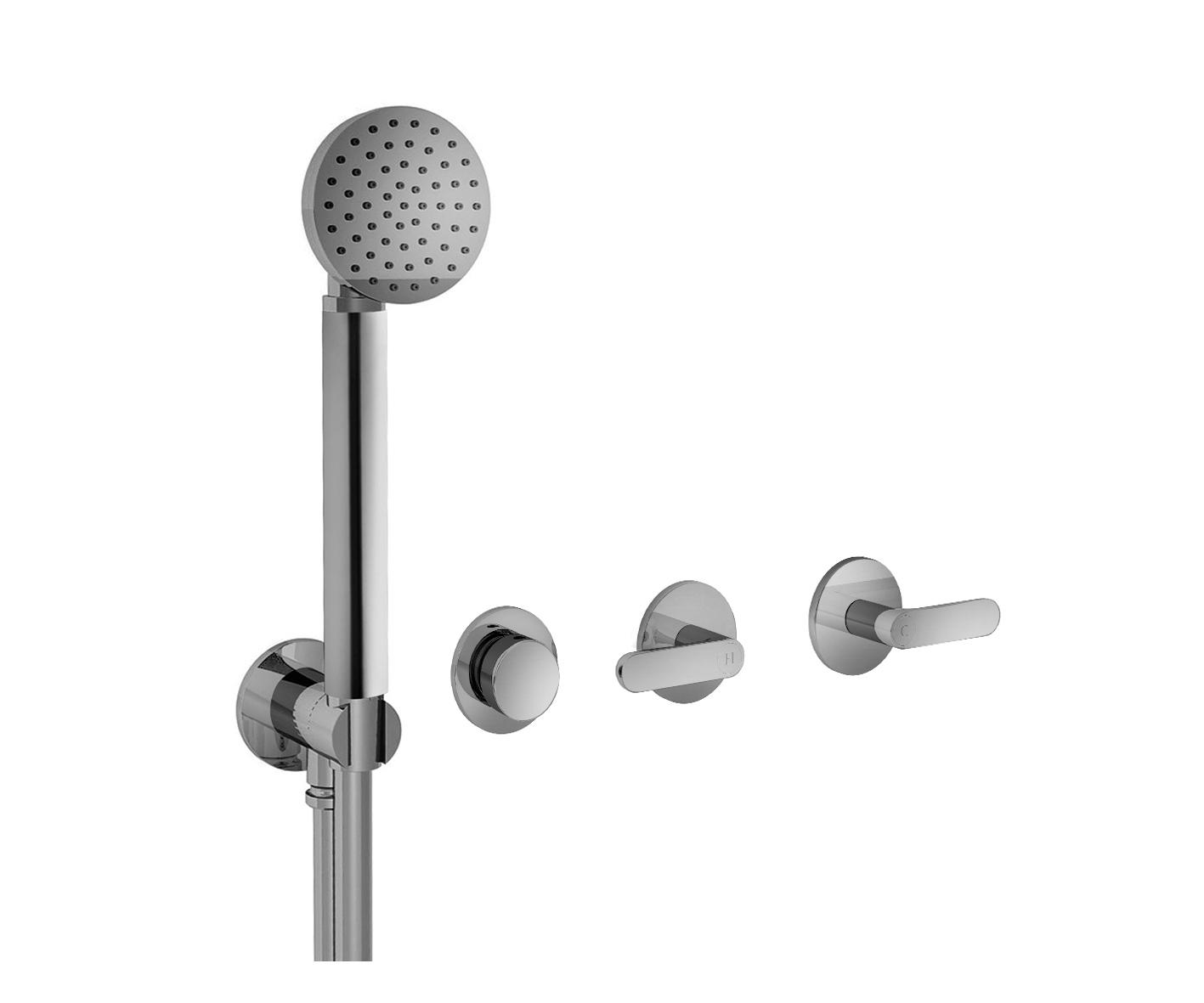 Art. R117B + R117A Icona Deco Shower set