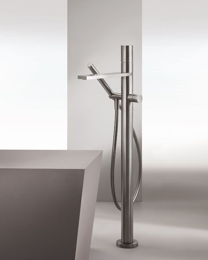 Art 3080B + 3380A Milano Freestanding Bath Set - Lavo Bathrooms and ...
