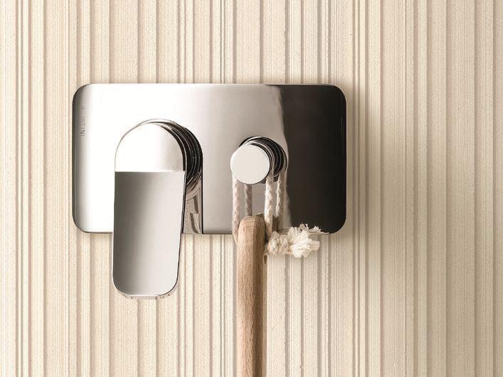 Art. G063B + D063A Levante Shower Mixer