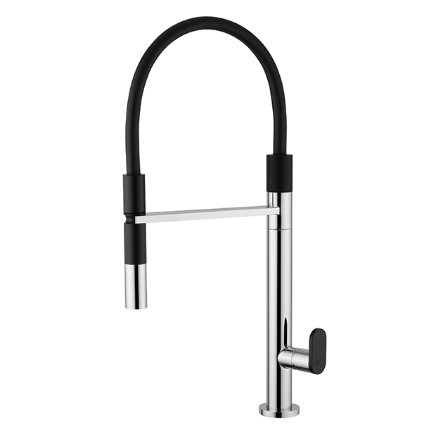 350bscle hitech sink mixer with lights